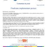 51de9be4644 Comunicat de presa - Îmbunătățirea competitivității economice a SC ...