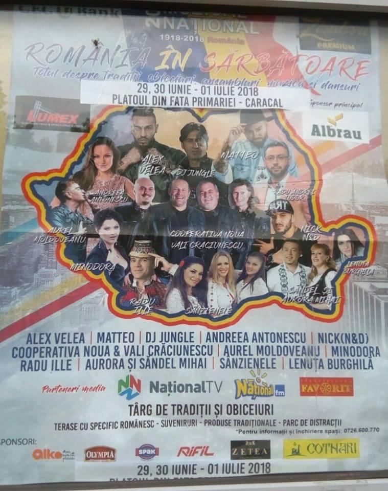 Petrecere Mare în Acest Weekend La Caracal Gazeta Oltului