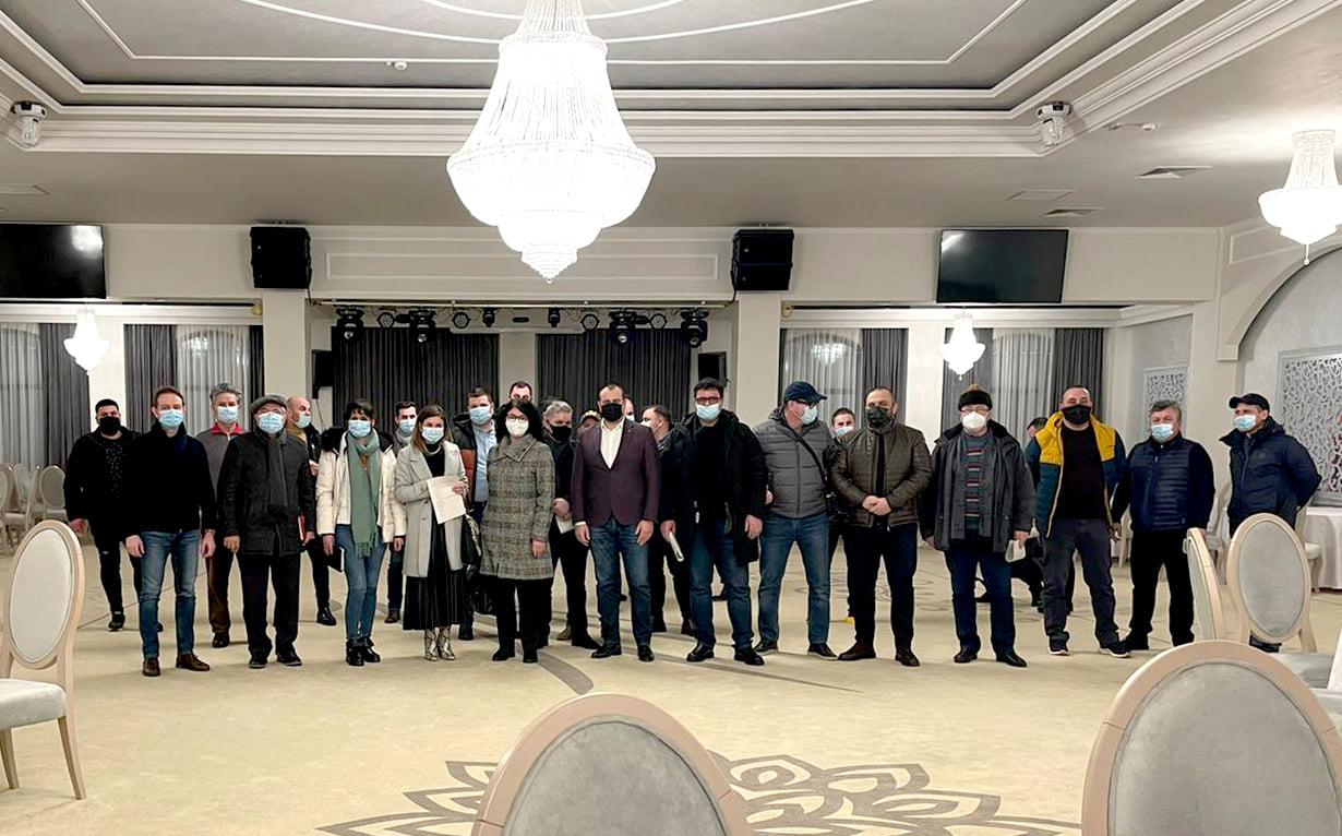Întâlnirea oamenilor de afaceri creștini din România