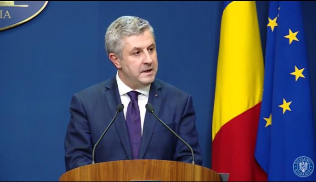 Romania political crisis: Justice Minister Florin Iordache ...  |Florin Iordache